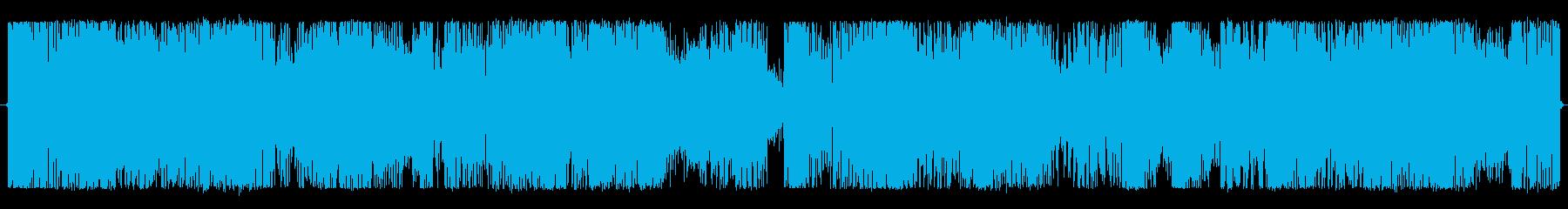 electloloopの再生済みの波形