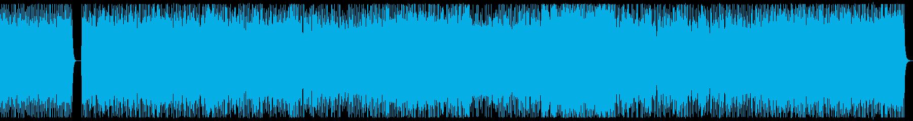 ヘビーメタル戦闘曲 ダークフィールドの再生済みの波形