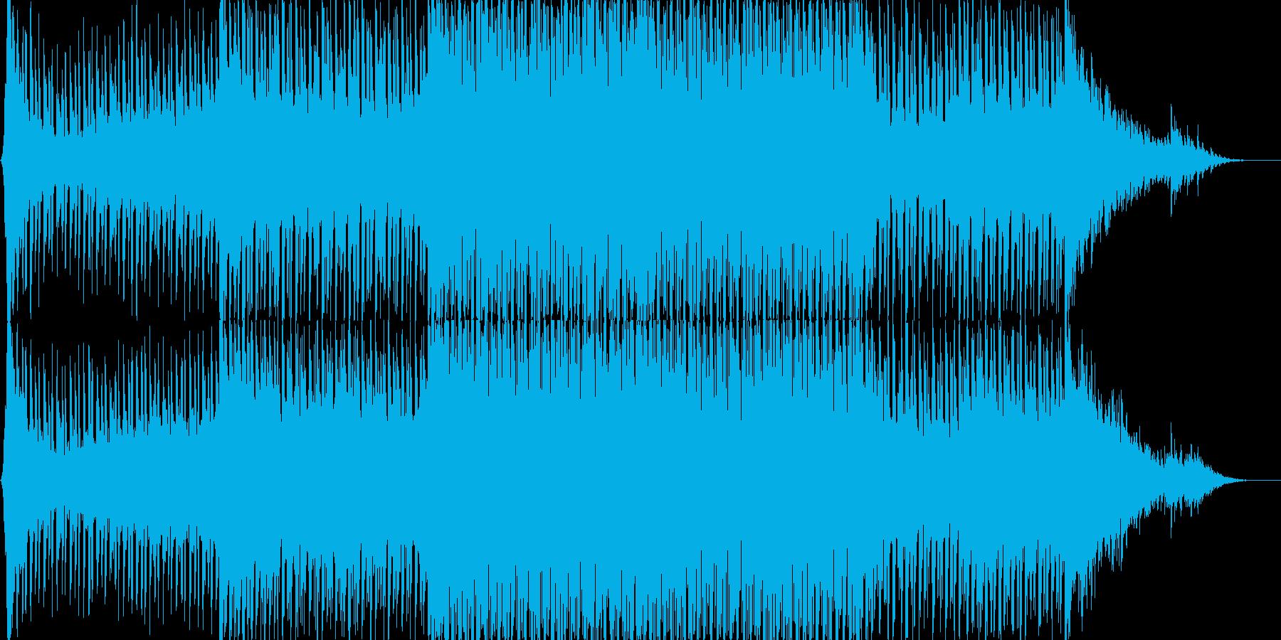 ◇Progressive Tranceの再生済みの波形