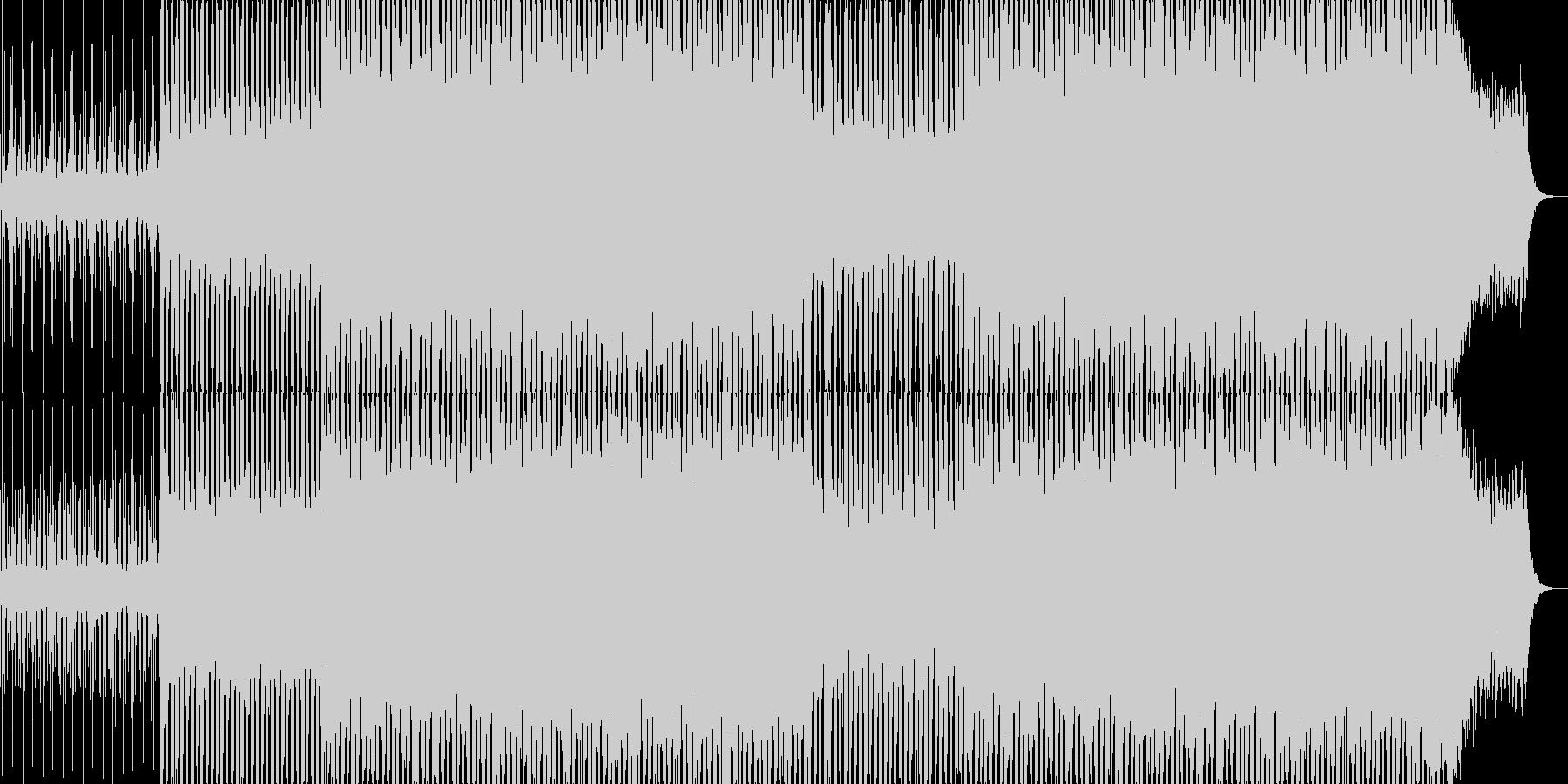 EDMクラブ系ダンスミュージック-110の未再生の波形