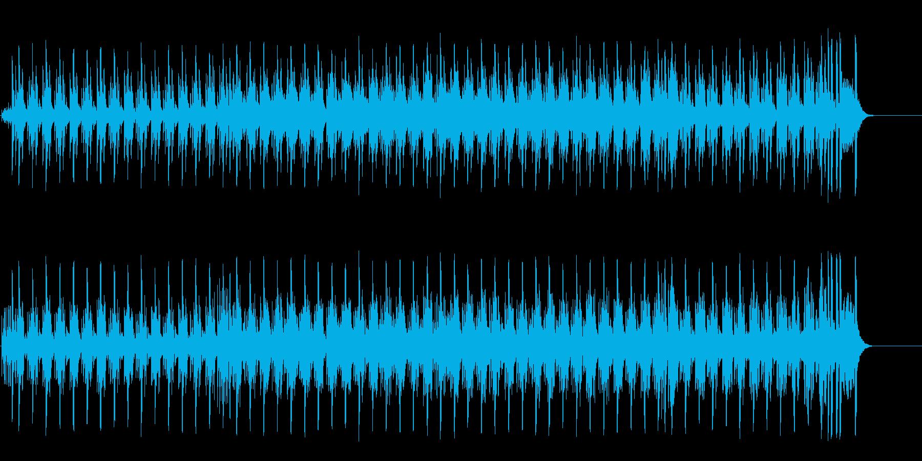 陽気な南国ムードののどかなレゲエポップの再生済みの波形
