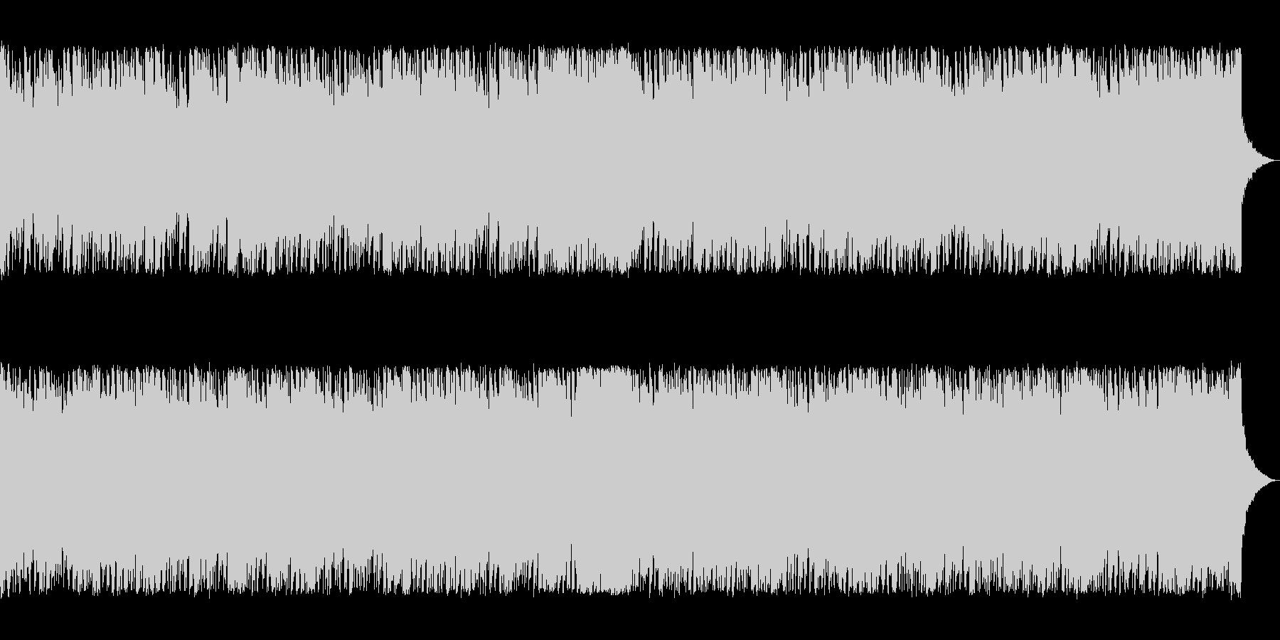 最後を思わせるラストダンジョン系の曲【…の未再生の波形