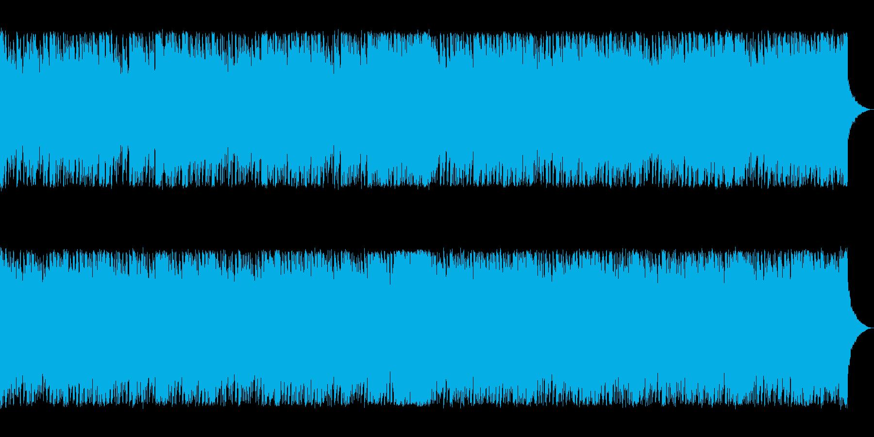 最後を思わせるラストダンジョン系の曲【…の再生済みの波形