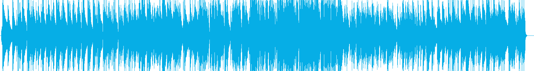 ケルト風のジャズピアノトリオアレンジの再生済みの波形