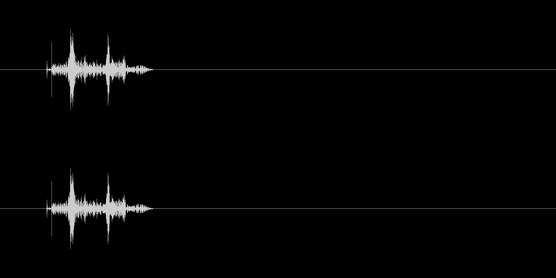 【骨折02-2】の未再生の波形