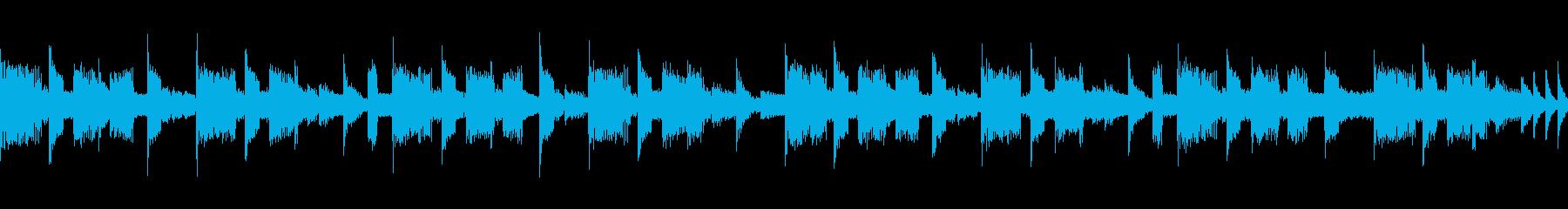RPG ゲーム ループ ロボットの楽し歌の再生済みの波形
