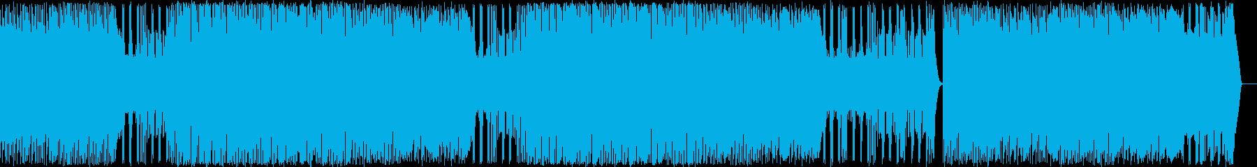 808/ブラス/トラップ/ヒップホップ/の再生済みの波形