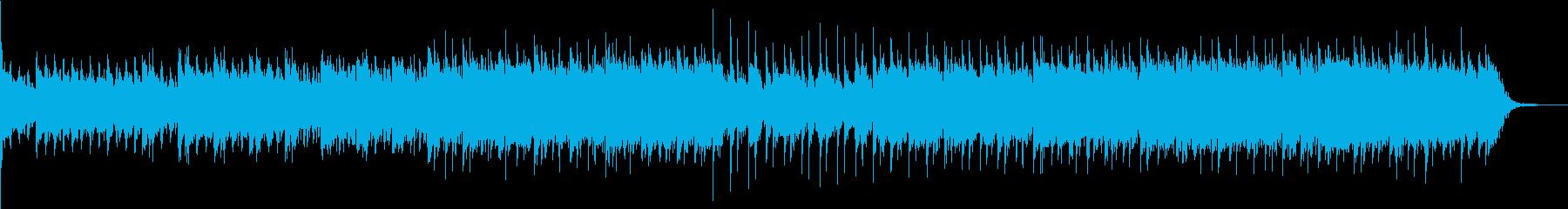 映画音楽、荘厳重厚、映像向け-07の再生済みの波形