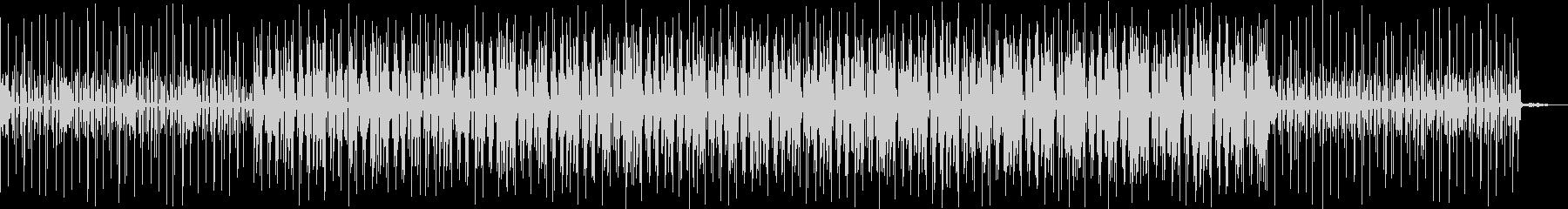 ヒップホップスタイルの楽曲です。ダンサ…の未再生の波形