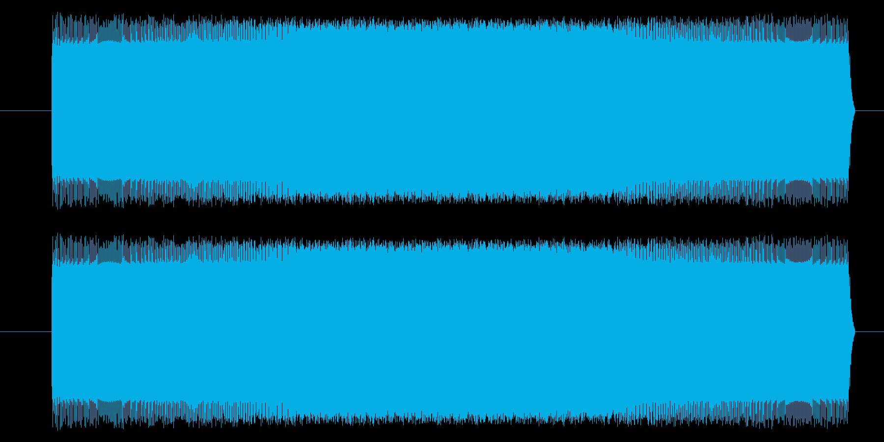 【NES 汎用01-16(スウィープ)】の再生済みの波形