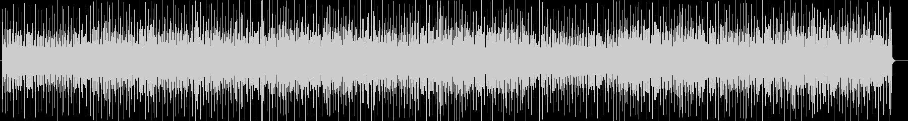 ゲームに合うコンピューターミュージックの未再生の波形
