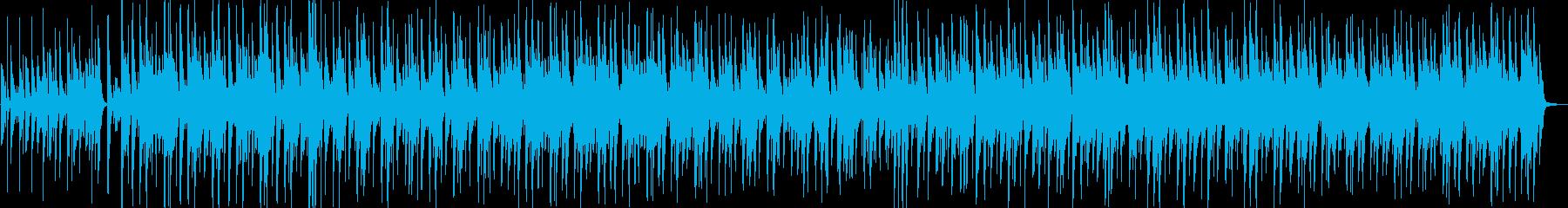 CM企業VPピアノかわいい系の再生済みの波形