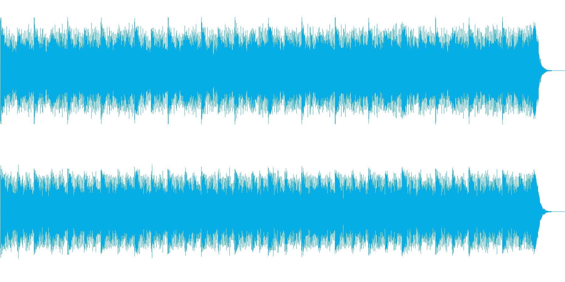 サスペンス:事件01の再生済みの波形