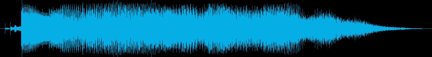 ジングル3 / エレピ / サウンドロゴの再生済みの波形