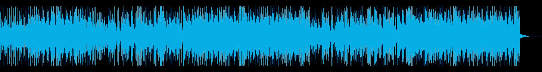 キュートで軽快なアコースティックポップの再生済みの波形