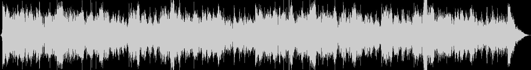 RPG_切ない旋律の管弦曲の未再生の波形