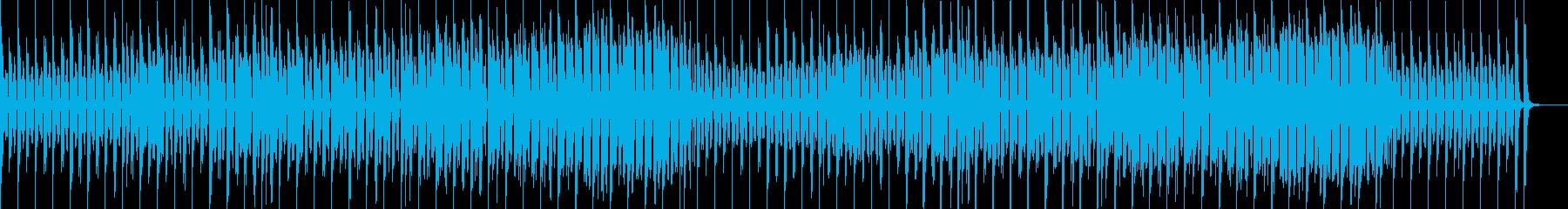 リコーダーとトランペットの楽しいマーチの再生済みの波形