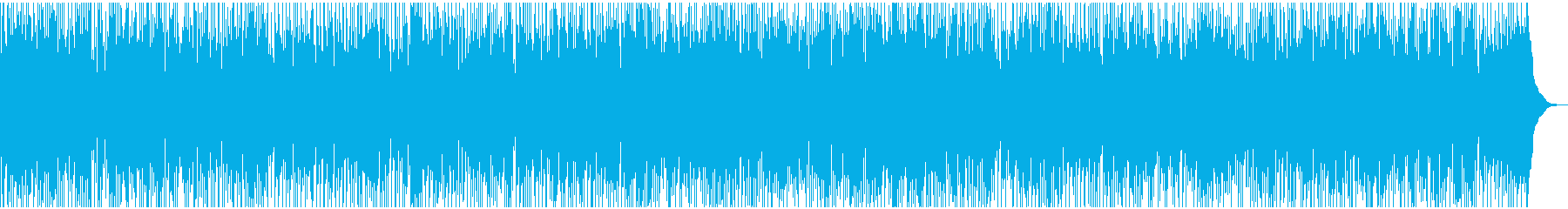 気持ち高まるカントリーミュージックの再生済みの波形
