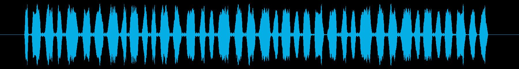 【NES RPG01-08(メッセージ)の再生済みの波形