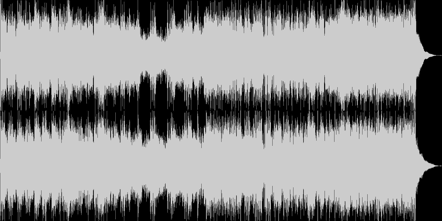 映画・ゲーム用バトルBGM34の未再生の波形