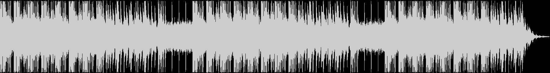 切ない感動的な雰囲気のピアノバラードの未再生の波形