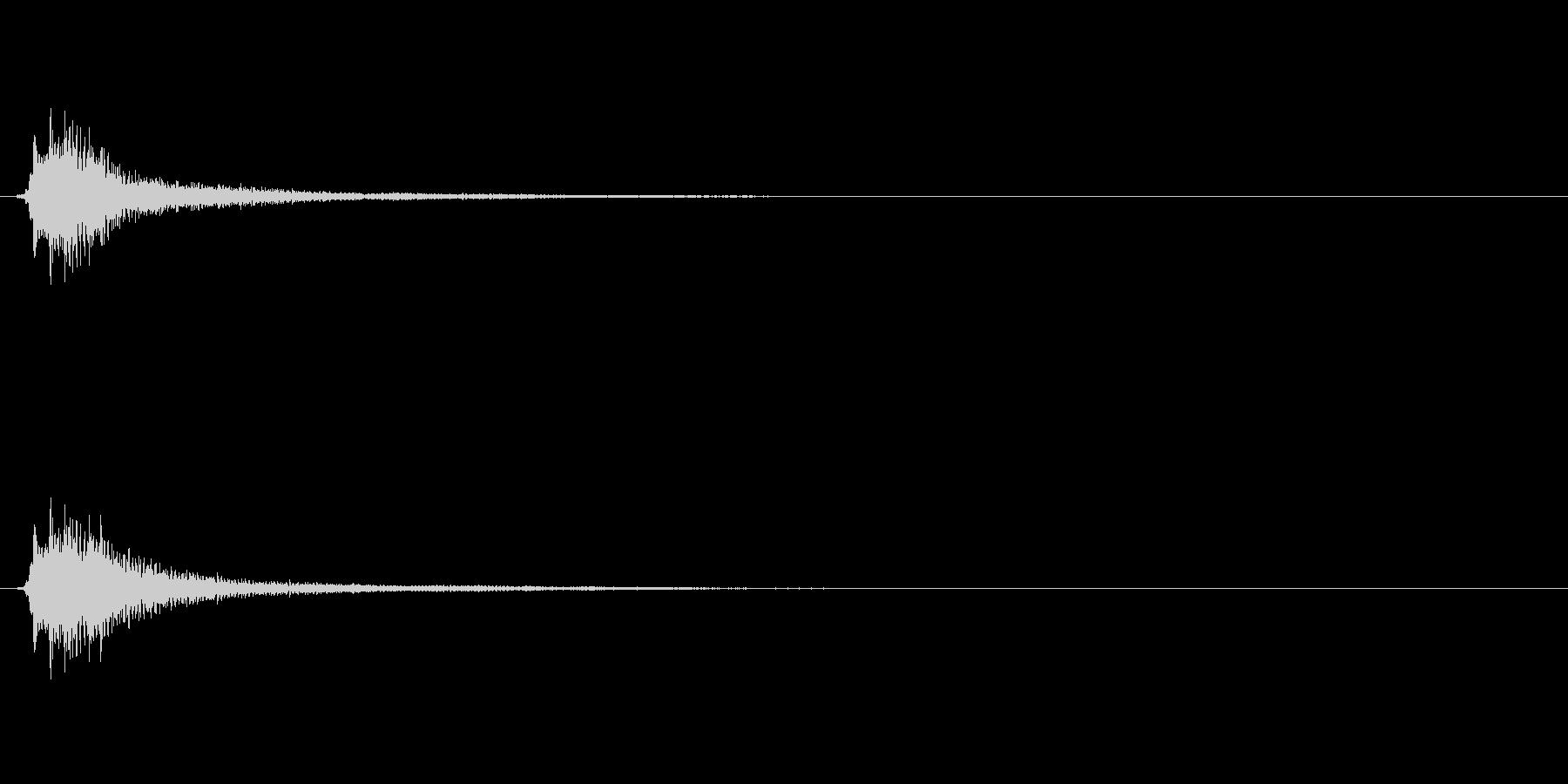 キラキラ系_018の未再生の波形