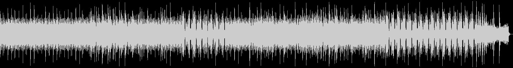 8bit ダークファンタジーなBGMの未再生の波形