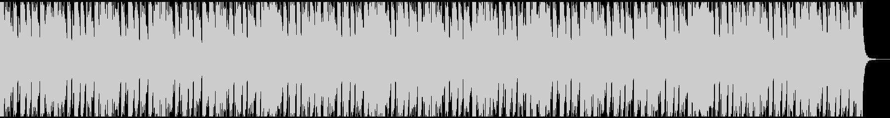 フィールド・洞窟/ゲームBGMの未再生の波形