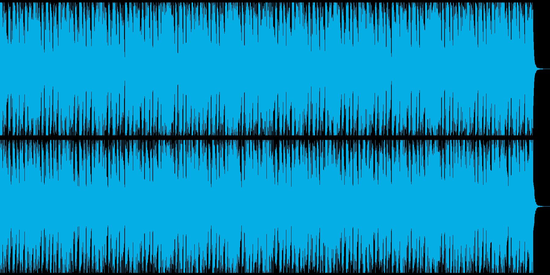 フィールド・洞窟/ゲームBGMの再生済みの波形