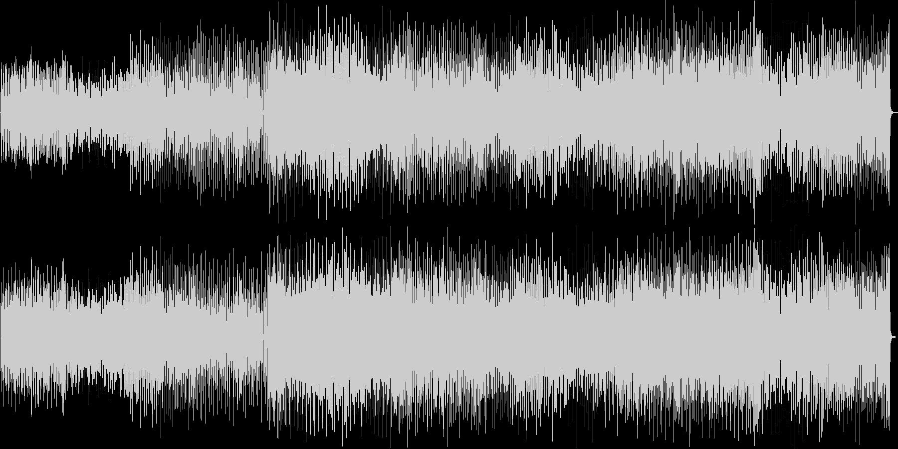 2 はじまりのストリングス エレポップの未再生の波形