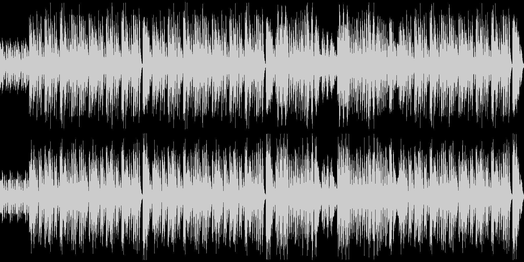 小さな小さなピアノ曲、その2です。の未再生の波形
