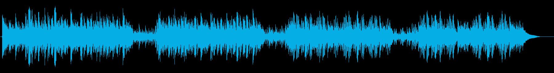 ロンドン橋落ちた アコギ 民謡カントリーの再生済みの波形