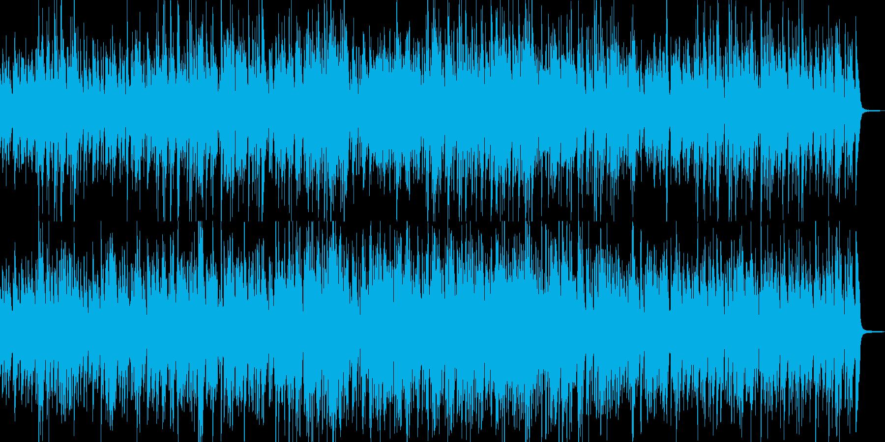 ピアノ・トリオNo.3の再生済みの波形
