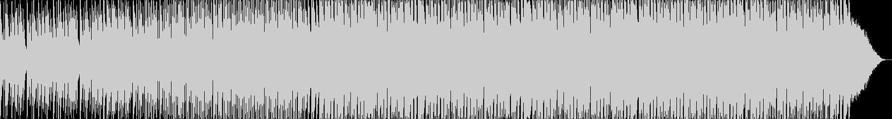クリスマス BGM マーチング系 明るめの未再生の波形