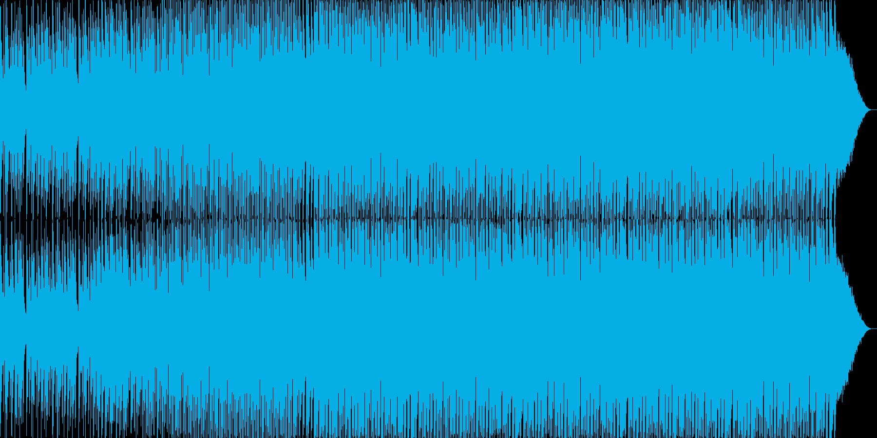 クリスマス BGM マーチング系 明るめの再生済みの波形