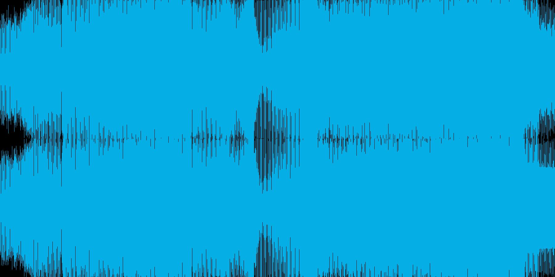 ダンスフロアを盛り上げる強力な1曲の再生済みの波形