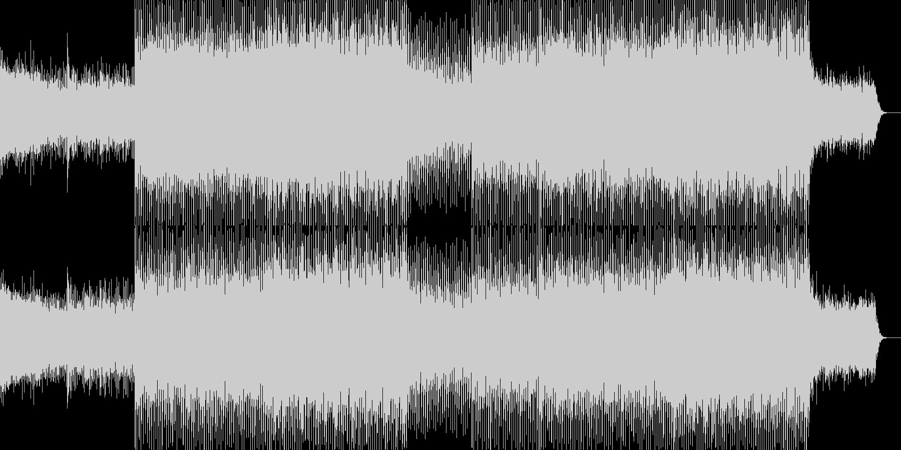 EDMポップで明るいクラブ系-34の未再生の波形