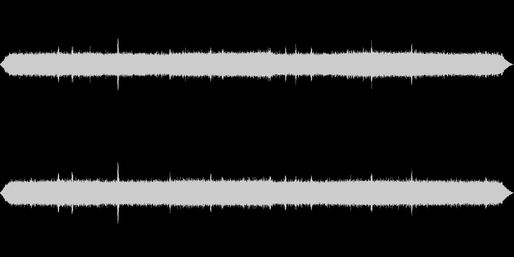 【自然音】秋の虫01(小菅村)の未再生の波形