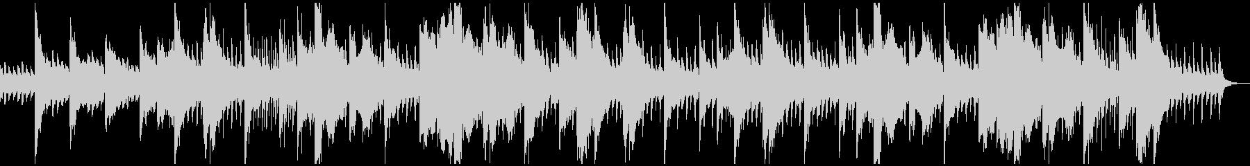 pfとストリングス ・サスペンス・回想の未再生の波形