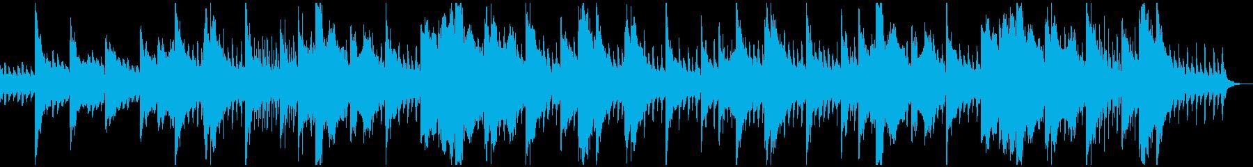 pfとストリングス ・サスペンス・回想の再生済みの波形