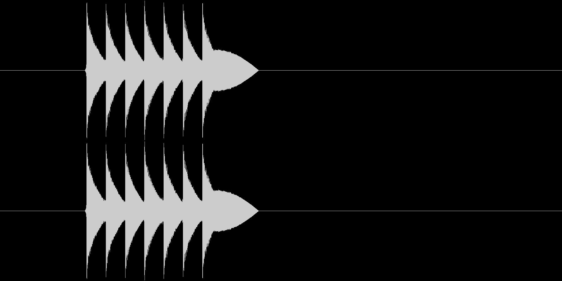 ゲーム、クイズ(正解)_008の未再生の波形