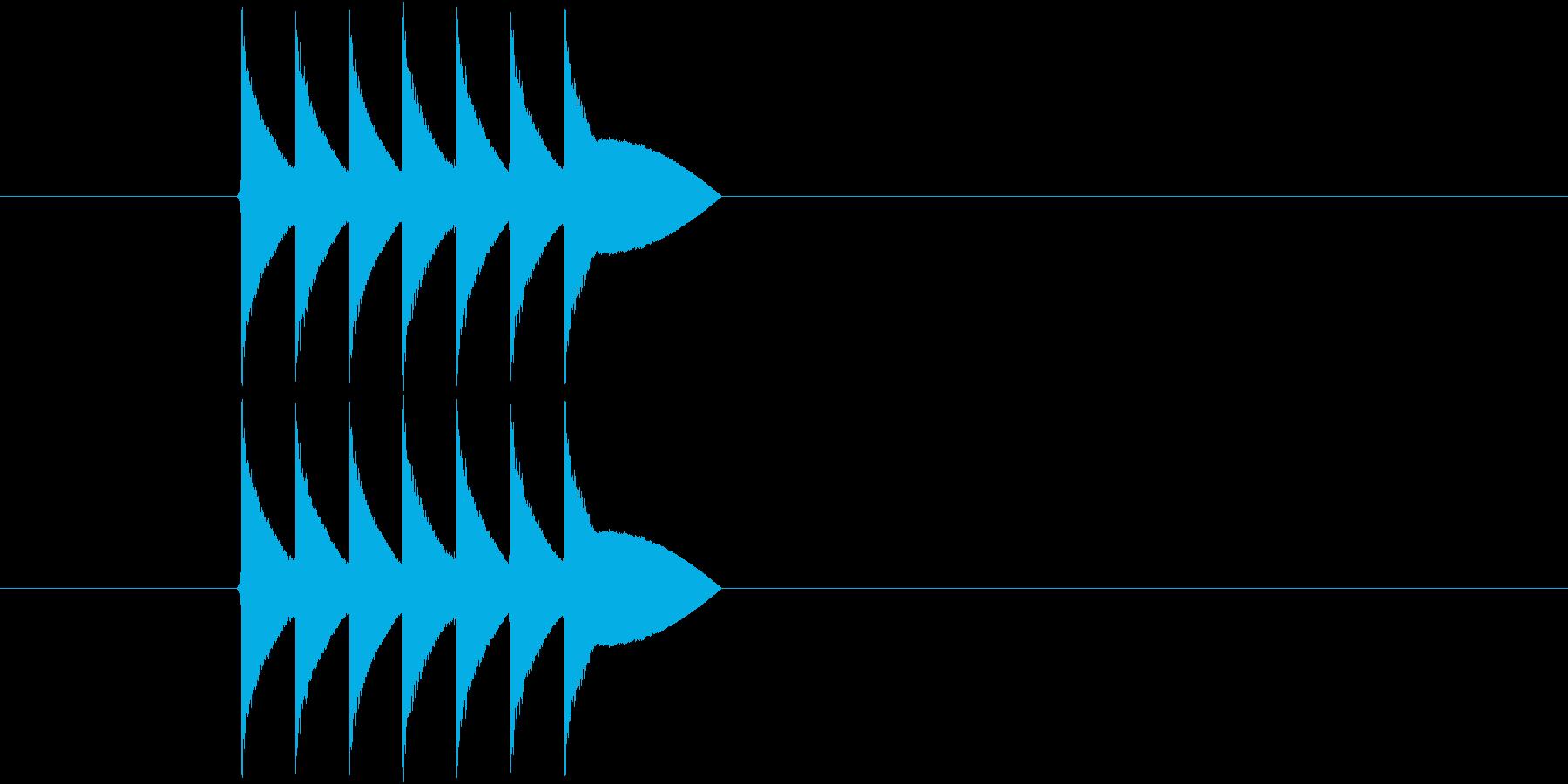 ゲーム、クイズ(正解)_008の再生済みの波形