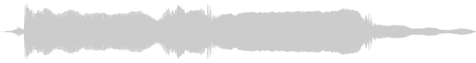 こぶし04(A#)の未再生の波形