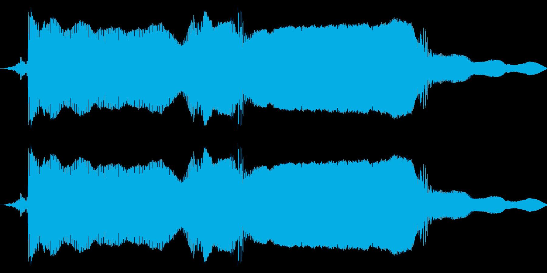 こぶし04(A#)の再生済みの波形