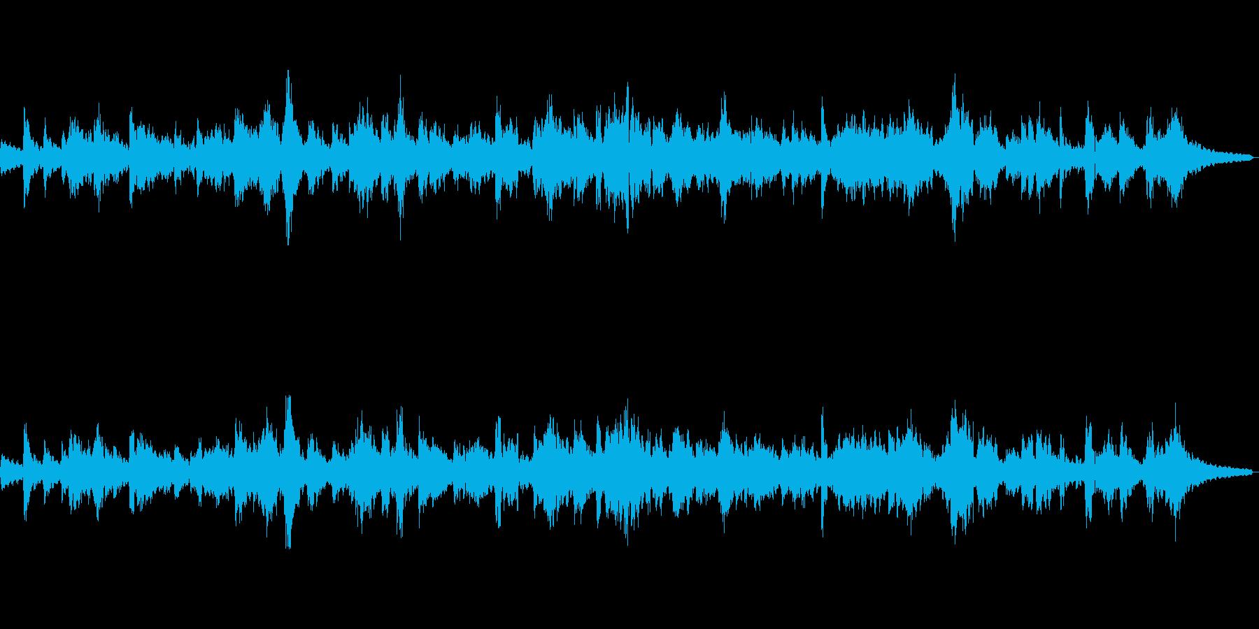 ローズエレピが心地よいムーディなアドリブの再生済みの波形