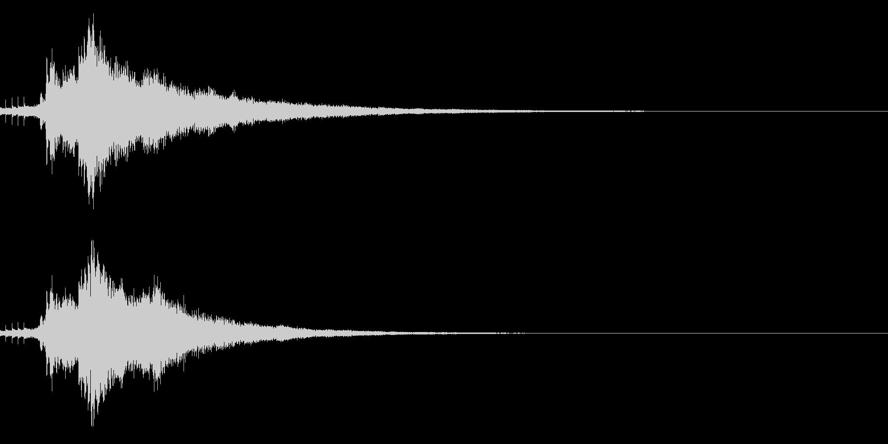 キラキラ☆光や天使に最適な効果音!31の未再生の波形