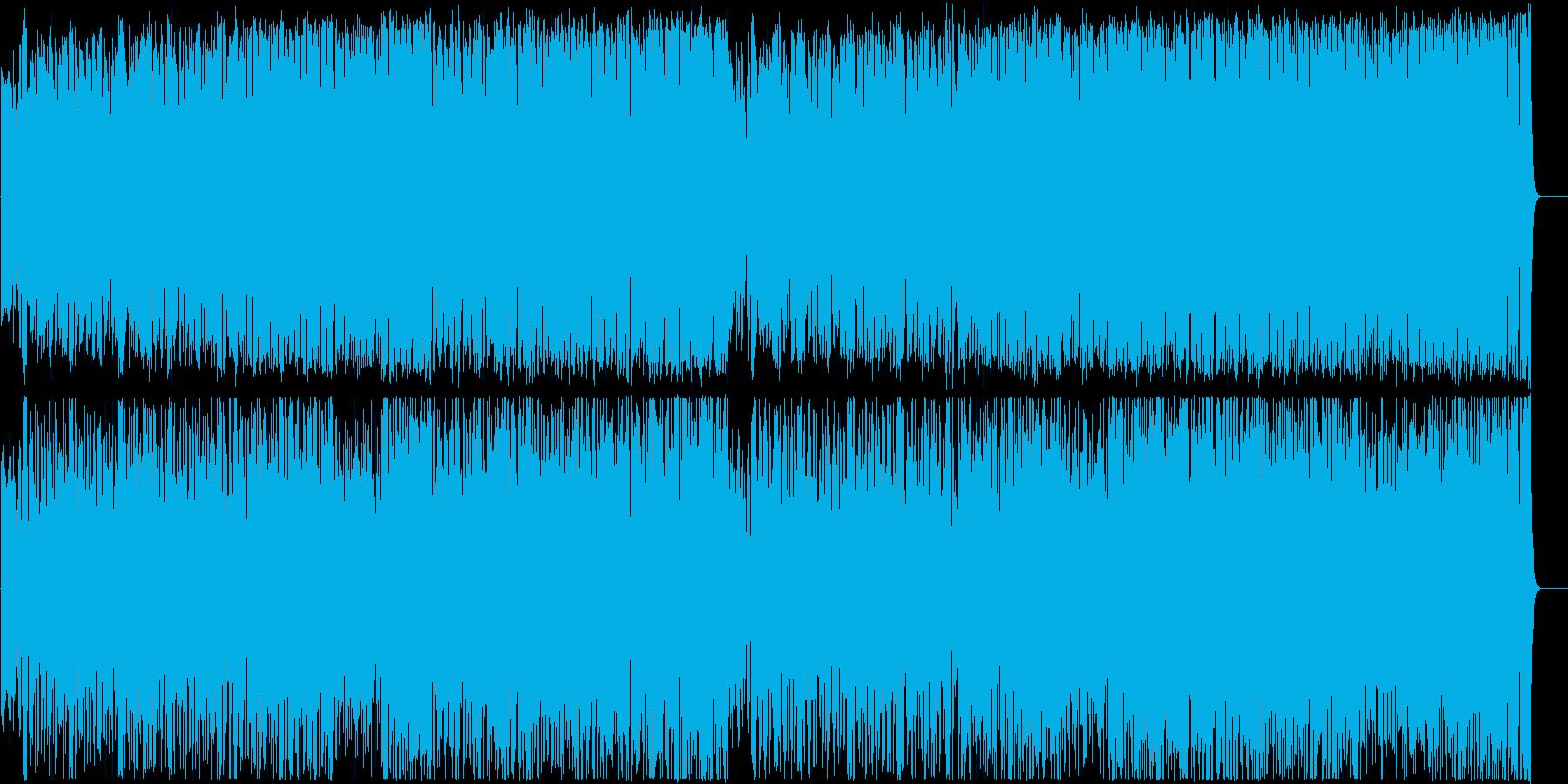 コミカル にぎやか サーカス 楽しいの再生済みの波形