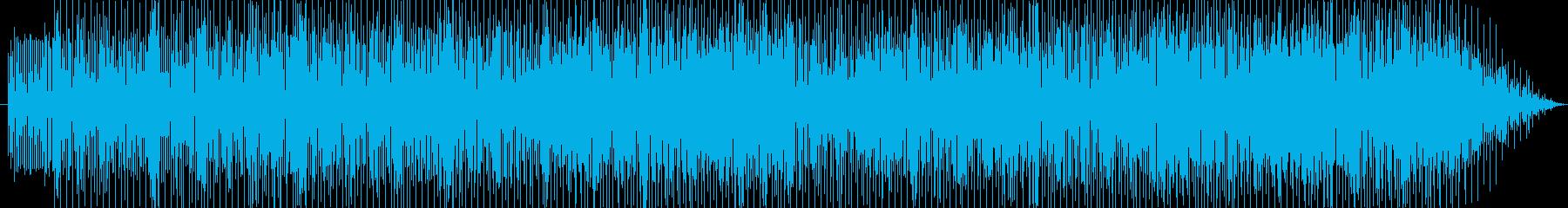 ピアノによるスムースジャズの再生済みの波形