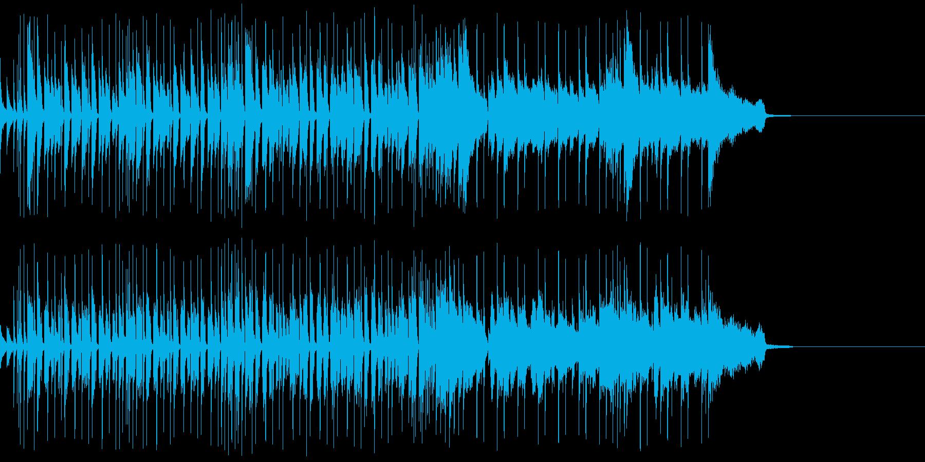 skasの再生済みの波形