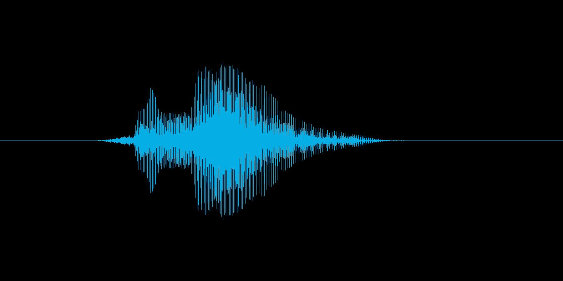 hello (Hello, 発音:ハロ…の再生済みの波形